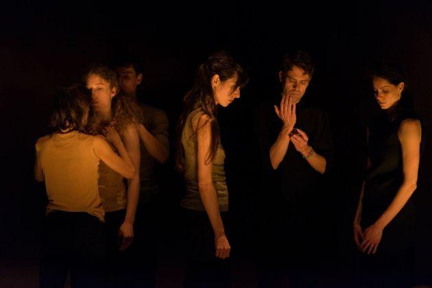 Cindy Van Acker, Speechless Voices. Festival Steps, Lugano. Photo © Mathilda Olmi