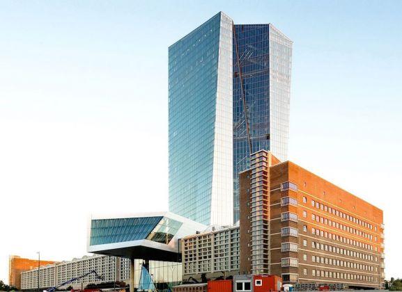 Coop Himmelb(l)au, European Central Bank, Francoforte. Photo © European Central Bank Robert Metsch
