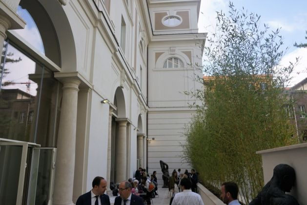 Inaugurazione di Palazzo Merulana, Roma. Ph. Maurizio Isidori