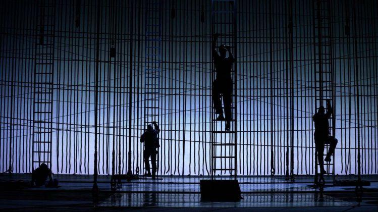 Deborah Warner, Billy Budd. Photo Yasuko Kageyama _ Opera di Roma