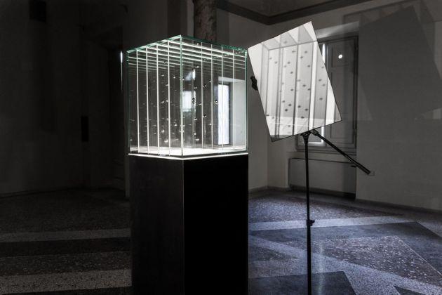 Edoardo Dionea Cicconi. Monolith. Villa dell'Ombrellino, Firenze 2018
