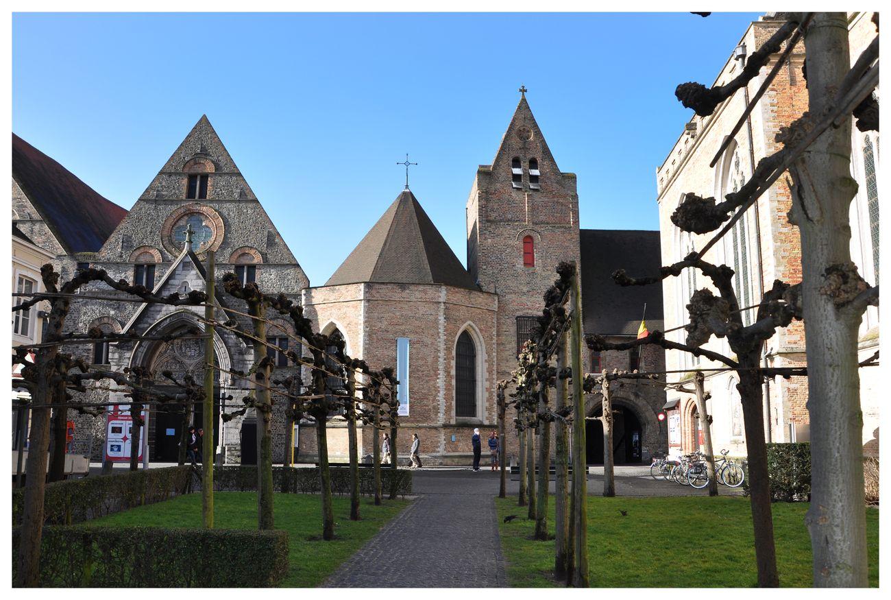Ex Ospedale di San Giovanni, Bruges. Photo (c) Sarah Bauwens