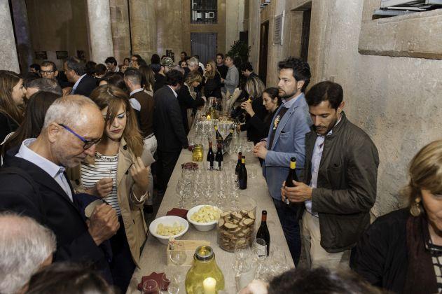 Cogito, un aperitivo per la mente. Palermo, Biblioteca Regionale. Ph. Antonio Chinnici