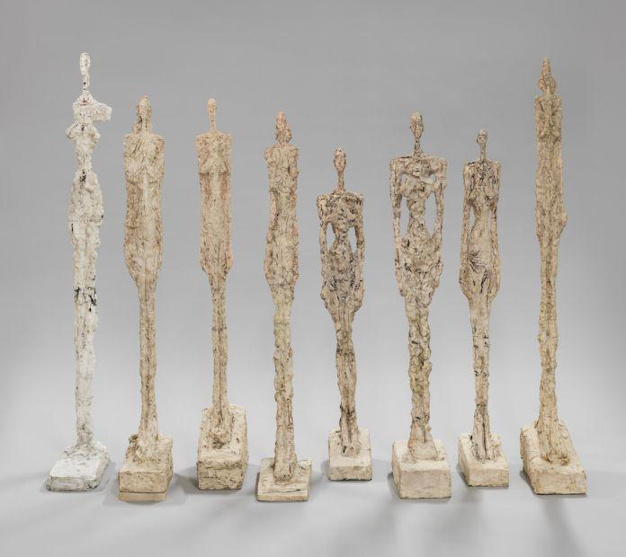 Femmes de Venise - Alberto Giacometti