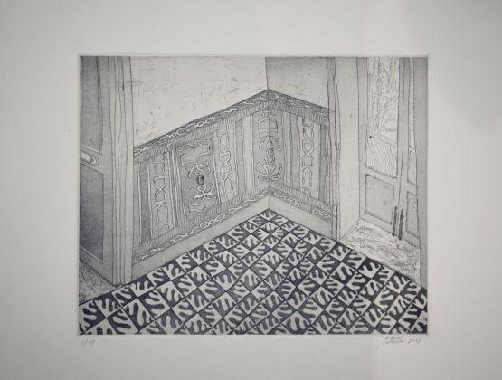 Francesco Cuttitta, Senza titolo, 2018. Courtesy Nuvole Galleria, Palermo