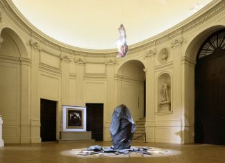 Eco e Narciso. Ritratto e autoritratto nelle collezioni del MAXXI e delle Gallerie Nazionali Barberini Corsini, Paolini, Caravaggio, Foto Alberto Novelli