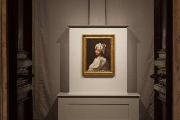 Eco e Narciso. Ritratto e autoritratto nelle collezioni del MAXXI e delle Gallerie Nazionali Barberini Corsini, Reni, Foto Alberto Novelli