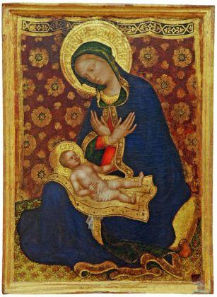 Gentile da Fabriano, Madonna dell'Umiltà, 1415-16