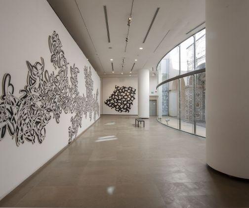 Gianni Asdrubali. Lo spazio impossibile. Museo Carlo Bilotti, Roma 2018. Photo Antonio Idini