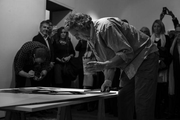 Gianni Asdrubali. Photo Lucrezia Testa Iannilli