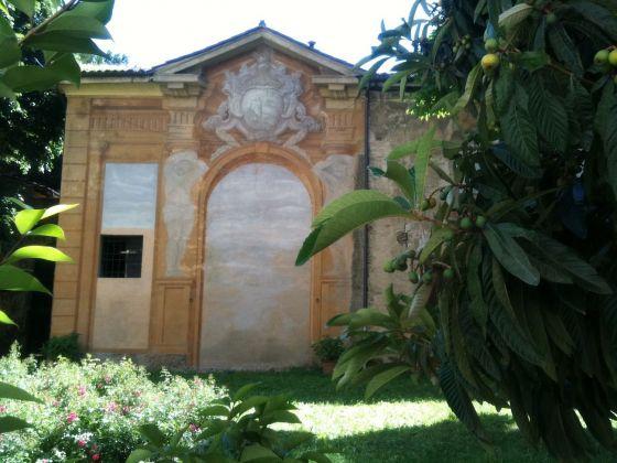 Giardini segreti a Bologna. Photo Claudia Zanfi