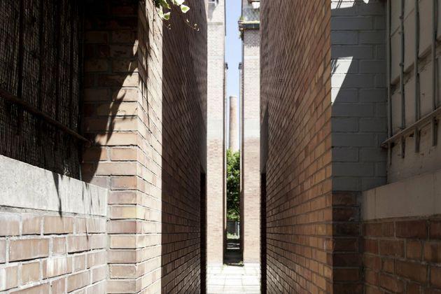 Gino Valle, Complesso residenziale alla Giudecca, Venezia, 1984-86. Photo © Sissi Cesira Roselli