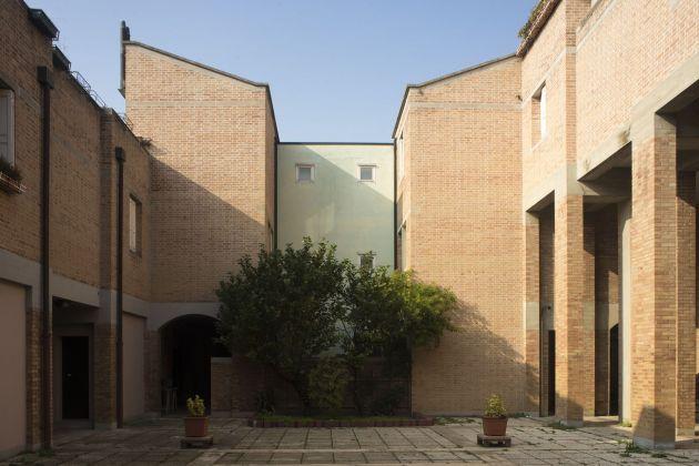 Gino Valle, Complesso residenziale alla Giudecca, Venezia, 1984-86. Photo © ZA2 (Emiliano Zandri, Lorenzo Zandri)