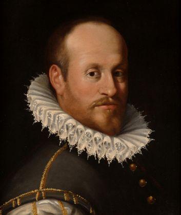 Hans von Aachen, Ritratto di gentiluomo