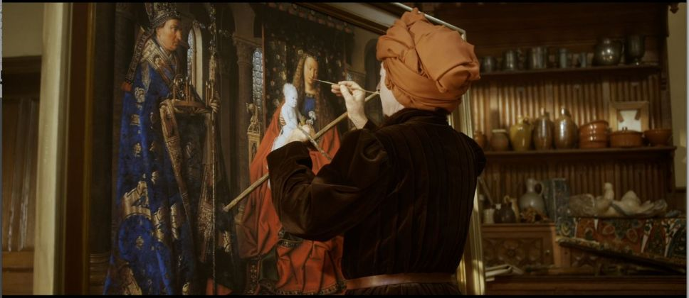 Historium Brugge. Jan van Eyck (c) Historium