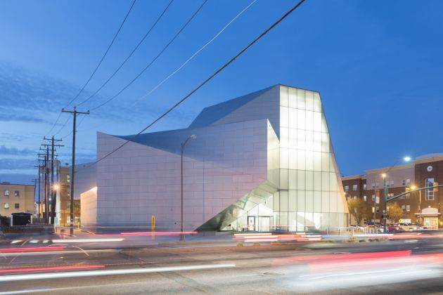 Institute for Contemporary Art Richmond, credit: Iwan Baan.