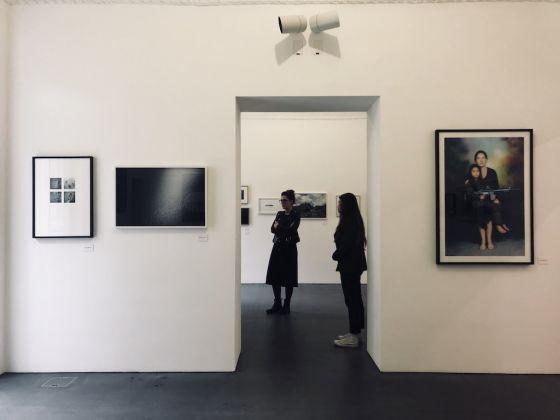 The Milky Way Foto - Lia Rumma, Napoli 2018 @Pianoterra Onlus