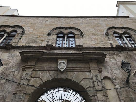 Palermo, Palazzo Speciale-Raffadali