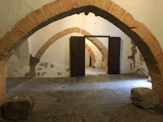 Palermo, Palazzo Speciale-Raffadali. Ambienti dell'ex cavallerizza