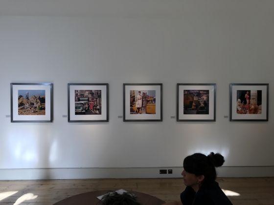 PhotoLondon, installation view