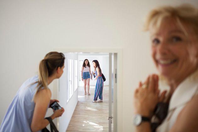 Padiglione Svizzera, Svizzera 240 - House Tour, 2018. 16. Mostra Internazionale di Architettura - La Biennale di Venezia, FREESPACE. Photo by Italo Rondinella. Courtesy: La Biennale di Venezia