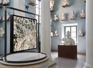 Ileana Florescu. Les Chambres du Jardin. Exhibition view at Villa Medici, Roma 2018. Photo credit Simon d'Exéa
