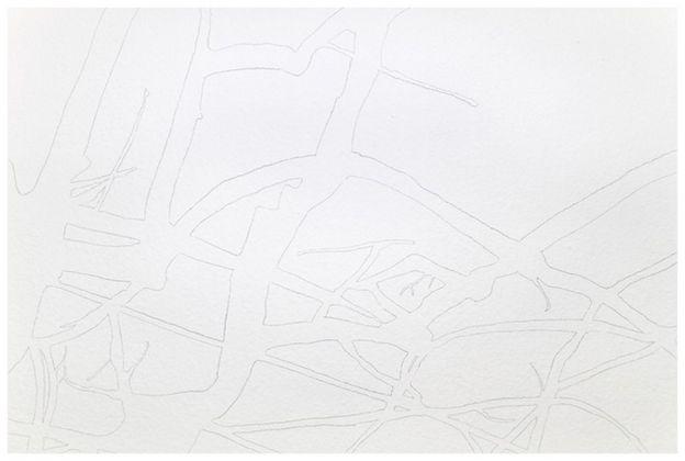 Ivano Troisi, Nel vento, 2018 (dettaglio). Nicola Pedana Arte Contemporanea, Caserta