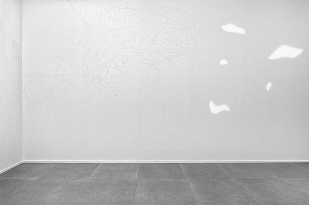 Ivano Troisi, Nel vento, 2018. Nicola Pedana Arte Contemporanea, Caserta