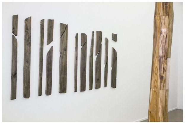 Ivano Troisi, Prima, 2018 (dettaglio). Nicola Pedana Arte Contemporanea, Caserta