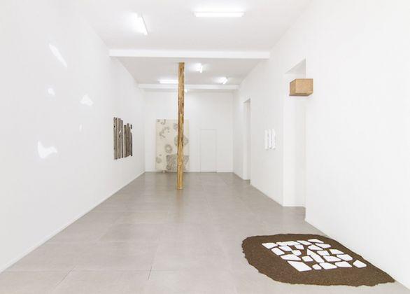 Ivano Troisi. Prima. Exhibition view at Nicola Pedana Arte Contemporanea, Caserta 2018