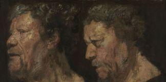 Jacob Jordaens, Studi per la testa di Abraham Grapheus, 1620 (c) MSK Museum voor Schone Kunsten, Gent