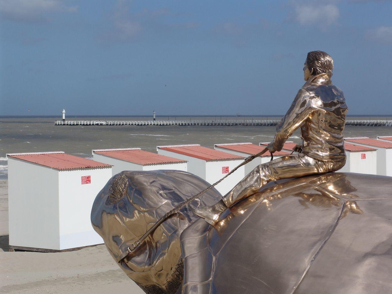 Jan Fabre, Op zoek naar Utopia, Nieuwpoort 2003