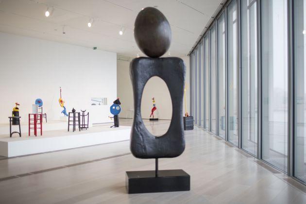 Joan Miró. Esculturas 1928-1982. Exhibition view at Centro Botin, Santander. Photo Belén de Benito
