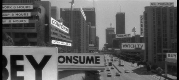 John Carpenter, They Live (1988)