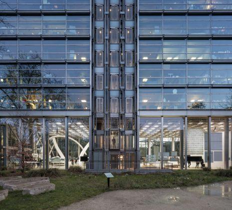 Junya Ishigami. Freeing Architecture. Exhibition view at Fondation Cartier pour l'art contemporain, Parigi 2018. Photo © Luc Boegly