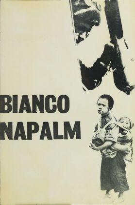 Ketty La Rocca, Bianco Napalm, 1967. Archivio Ketty La Rocca di Michelangelo Vasta, Firenze