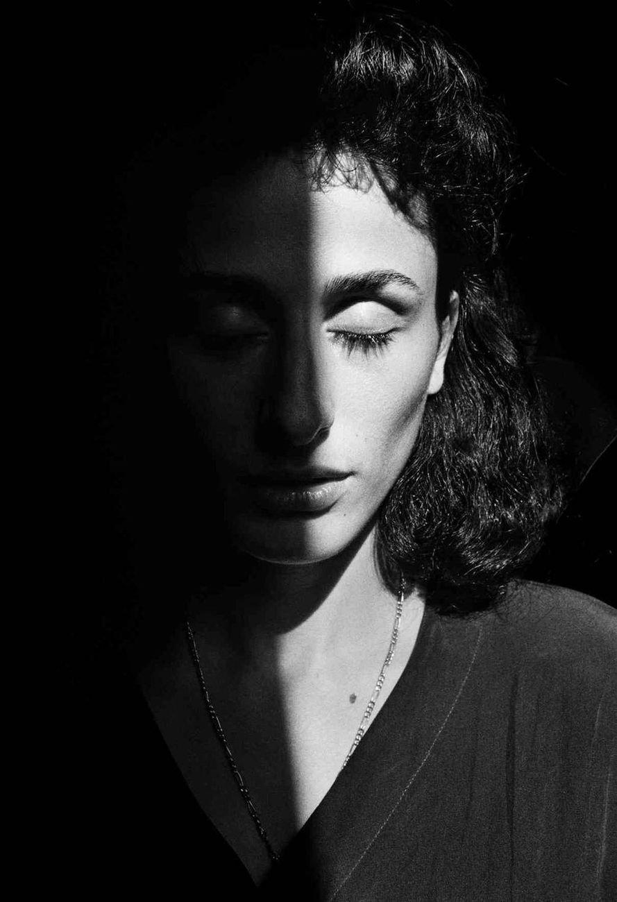 Letizia Battaglia, Rosaria Schifani, Palermo, 1992