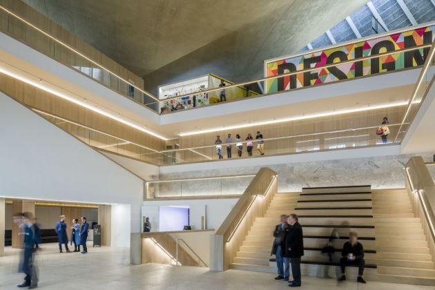 London Design Museum. Photo credit Gareth Gardner