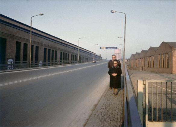 Luigi Ghirri, Modena, 1972, C Print, 12,6 x 17,5 cm © Eredi Luigi Ghirri