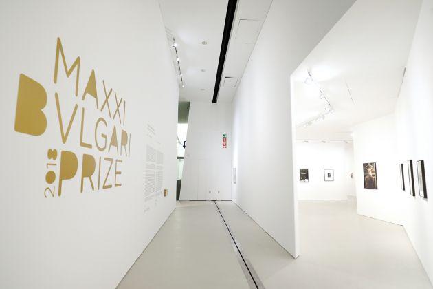 Maxxi Bulgari Prize, exhibition view