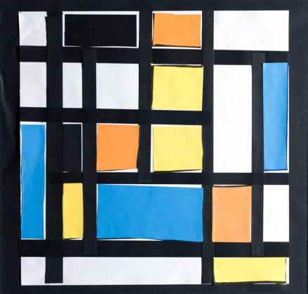Manuel Falcone, Mondrian IV, 2016