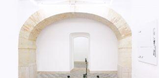 Manuel Fois. Felexible Distances. Installation view at Galleria Macca, Cagliari 2018