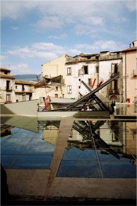 Marcello Guido, Piazza Antonio Toscano, 1999-2001, Cosenza
