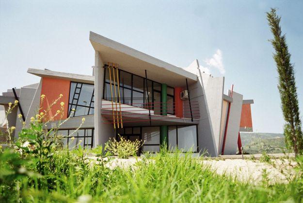Marcello Guido, Social Centre for Albanian linguistic minorities, 1990-93, San Giorgio Albanese