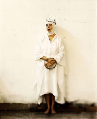 Marco Delogu & Giosetta Fioroni, Senex #12, 2002 (Giovanna d'Arco). Courtesy Marco Delogu