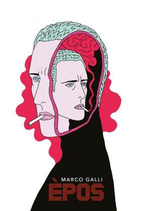 Marco Galli – Èpos (Stigma - Eris, Torino 2018). Cover