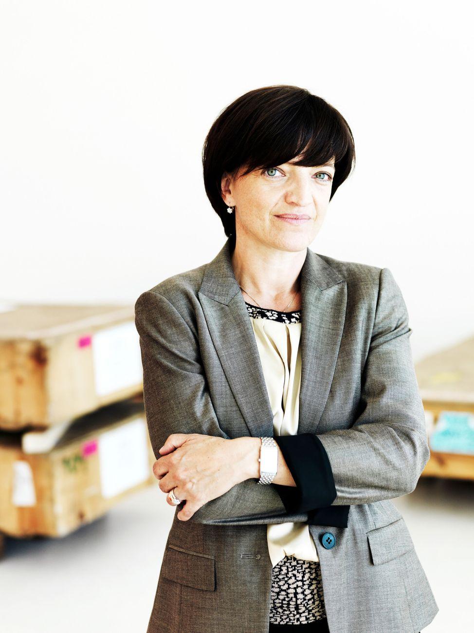 Marion Piffer Damiani. Photo Jakwerth