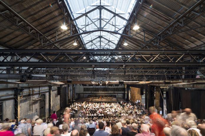 Messe in H Moll c Pedro Malinowski Ruhrtriennale 2016