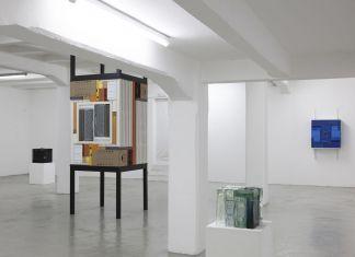 Michael Johansson. Alternative reading. Exhibition view at The Flat – Massimo Carasi, Milano 2018. Photo credit Michael Johansson