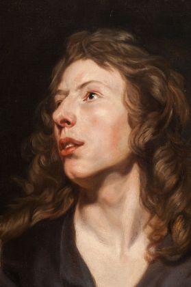 Michaelina Wautier, San Giovanni Evangelista. Collezione privata, Italia